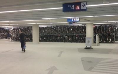 In Olanda si fanno parcheggi solo per ciclisti