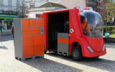 Arriva Furbot, il veicolo elettrico per le consegne in città
