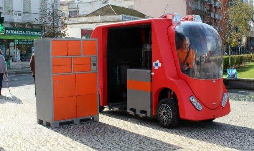 Photo of Arriva Furbot, il veicolo elettrico per le consegne in città