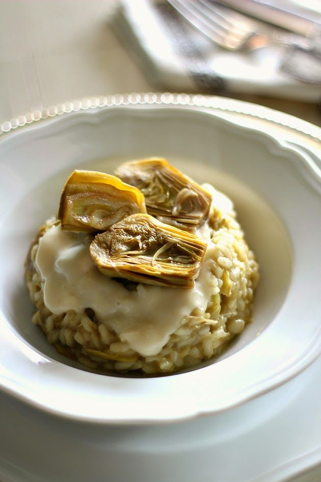 Photo of Risotto ai carciofi: ingredienti e ricetta