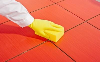 Come pulire le fughe delle piastrelle