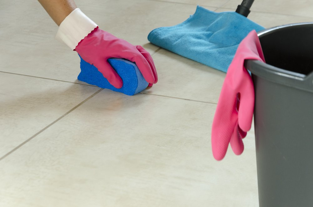 Come pulire le fughe delle piastrelle tuttogreen