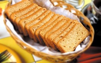Fette biscottate fatte in casa: ricetta ed ingredienti