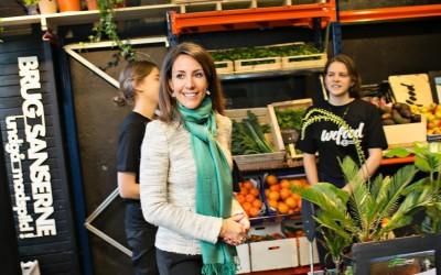 WeFood, il primo supermercato con cibo che sta per scadere è danese