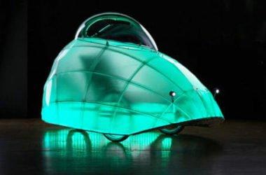 Firefly: il triciclo a pedali illuminato a LED per la massima sicurezza