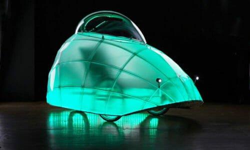 Photo of Firefly: il triciclo a pedali illuminato a LED per la massima sicurezza
