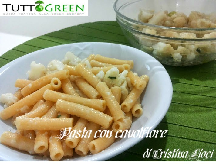 Photo of Pasta con cavolfiore: ricette ed ingredienti