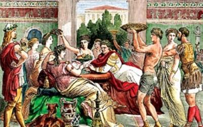 Cucina dell'antica Roma: che cosa mangiavano i Romani?