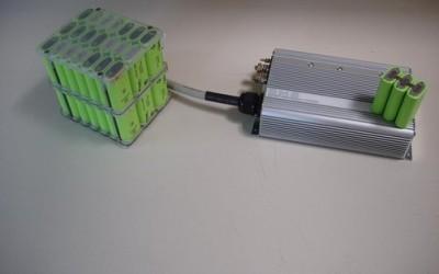 Batteria ricaricabile italiana per diventare autonomi elettricamente
