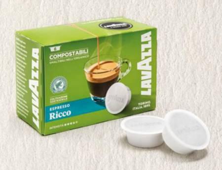 Photo of Cialde compostabili, una confezione sostenibile per il caffè in capsule di Lavazza