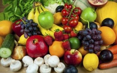 Colori di frutta e verdura: le proprietà in base al colore