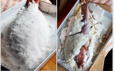 Cottura al sale: come funziona