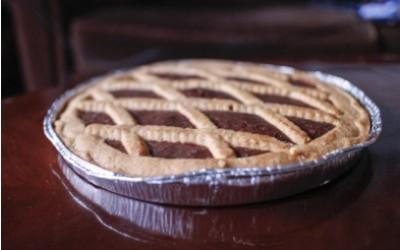 Crostata al cioccolato fondente senza uova e latte: ingredienti e ricetta