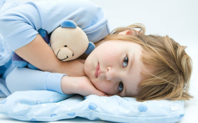 La febbre nei bambini: come trattarla senza farmaci