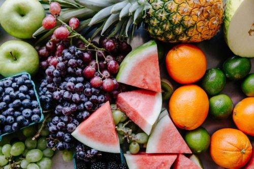 cucina naturale frutta