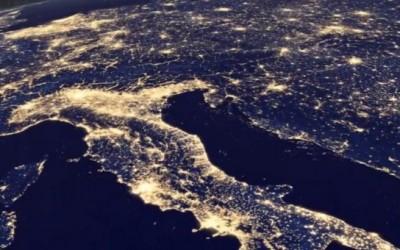 Inquinamento luminoso: problema ancora poco conosciuto in Italia