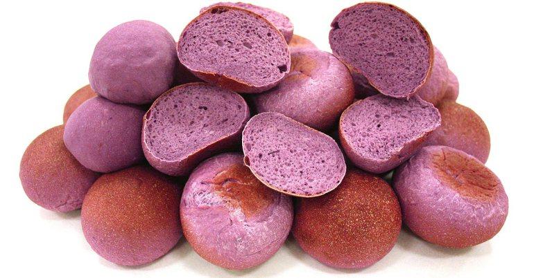 Photo of Pane viola: dopo il pane nero arriva un altro pane colorato