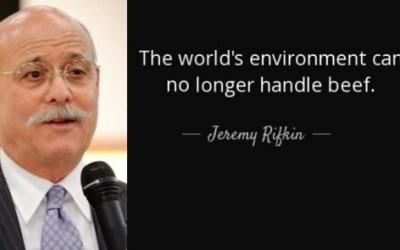 Ecocidio, un Rifkin poco conosciuto
