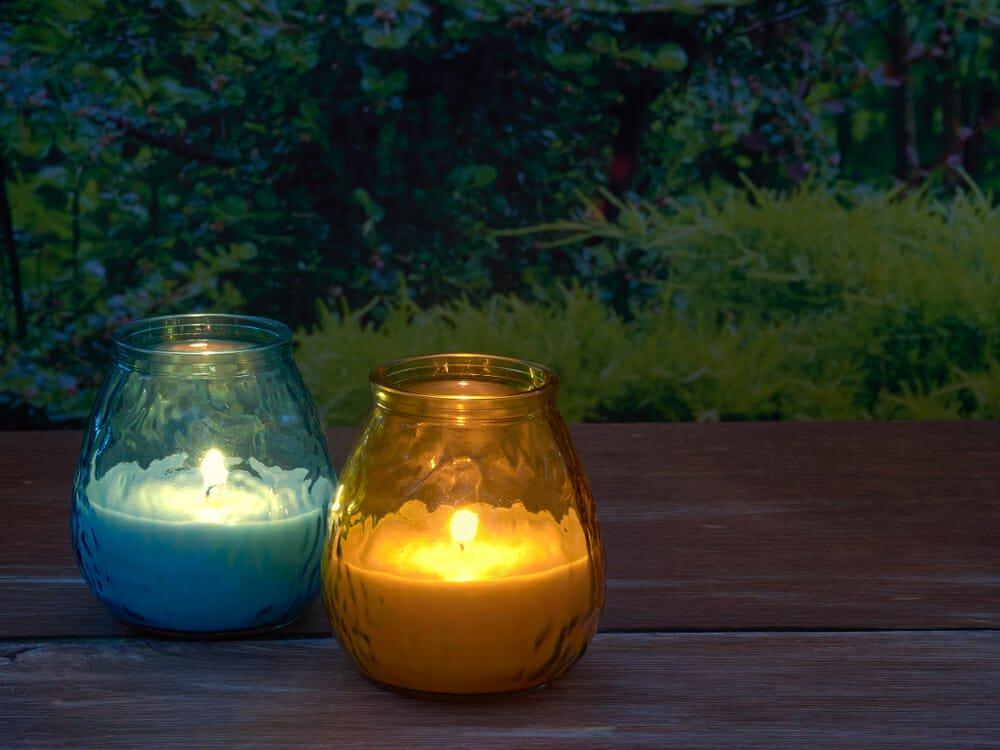 Photo of Le candele alla citronella sono ottime contro le zanzare