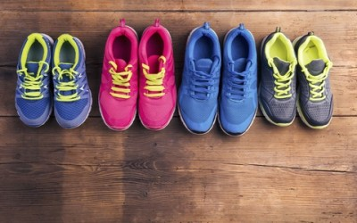 Come pulire le scarpe da ginnastica con metodi naturali