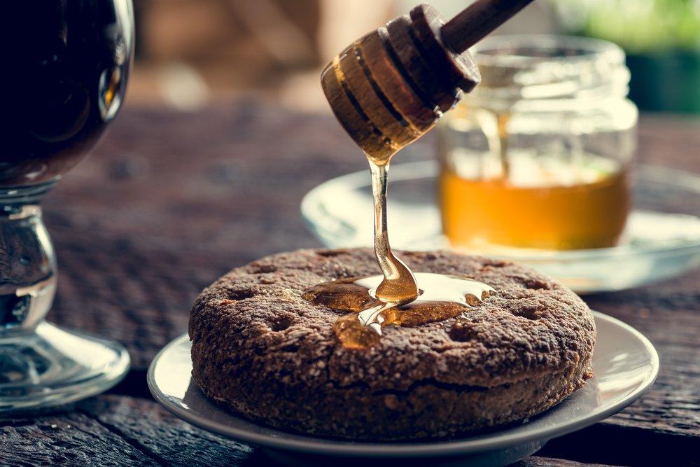 Photo of Biscotti al miele: integrali e senza burro né uova