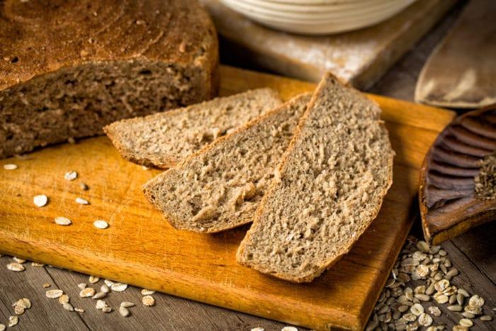 farina di farro pane