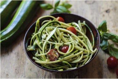 Photo of Come preparare delle ottime tagliatelle di zucchine al limone