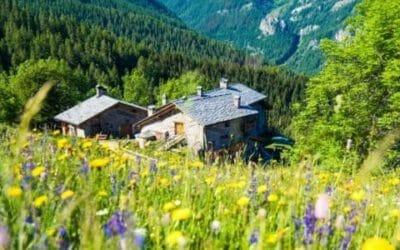 Sagna Rotonda, ecovillaggio in Valle Maira – Cuneo