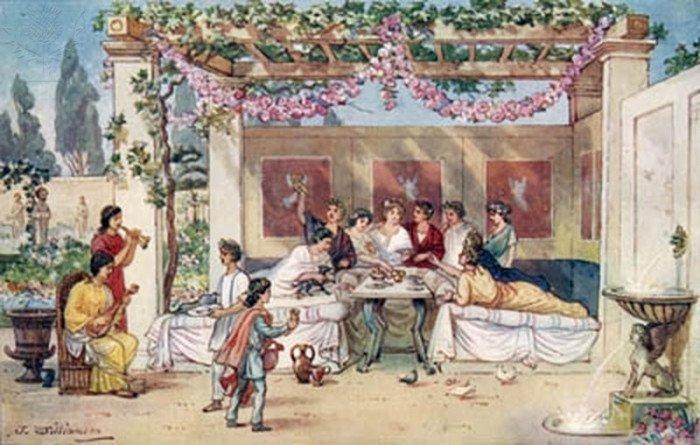Cucina dell 39 antica roma che cosa mangiavano i romani for Cucina romana antica