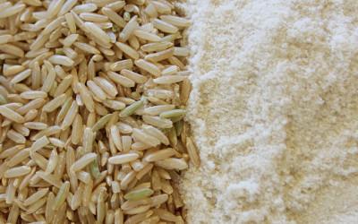 Farina di riso: caratteristiche e proprietà