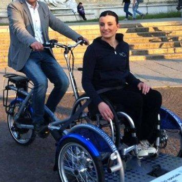 Photo of Aspasso, la bici per disabili