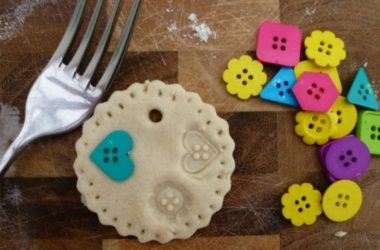 Pasta di sale fai da te: ideale per bambini