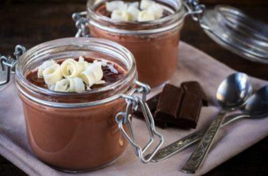 Mousse al cioccolato senza uova: ricetta ed ingredienti