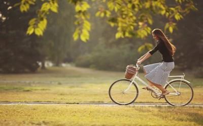 10 motivi per andare in bici