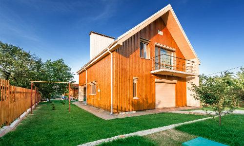 Le case in legno vantaggi caratteristiche e qualche for Prezzo casa in legno