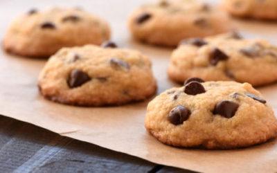 Biscotti con gocce di cioccolato e ricotta: una ricetta insolita