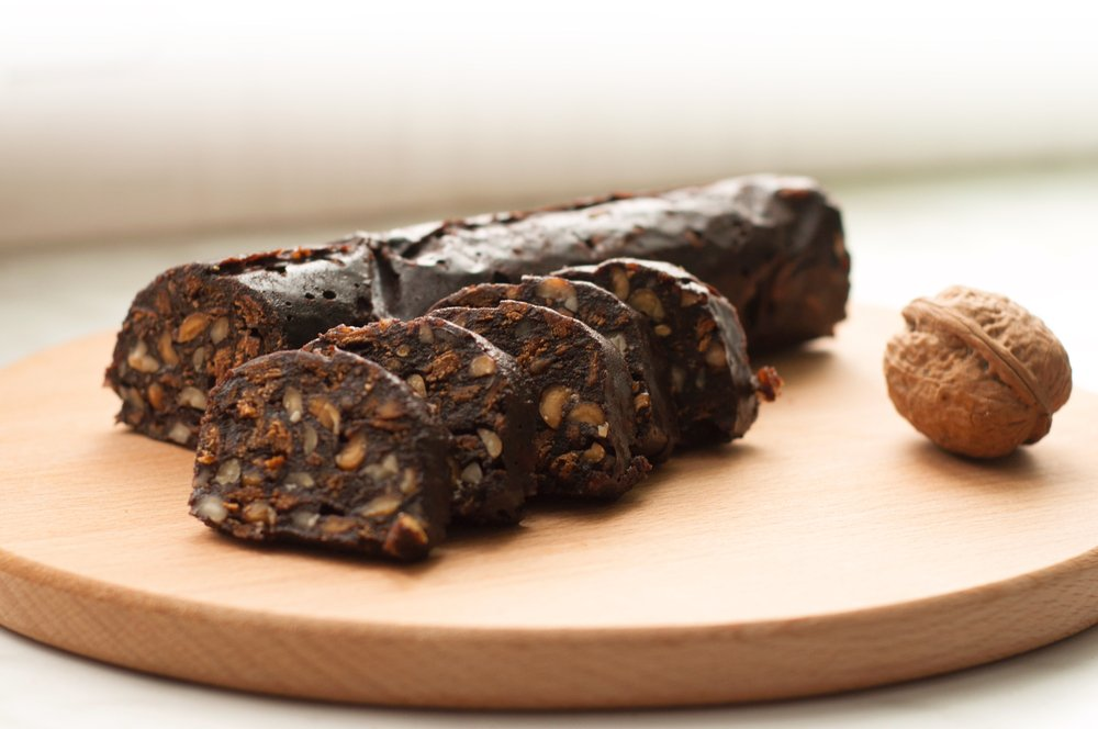 Photo of Salame di cioccolato vegan: ricetta ed ingredienti
