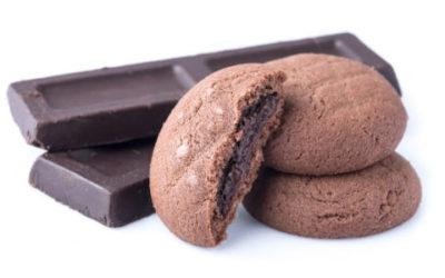 Biscotti al cioccolato tipo grisbì senza uova: ricetta