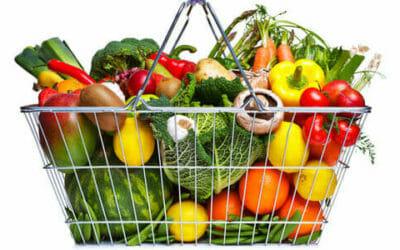 Frutta e verdura di stagione: cosa comprare mese per mese