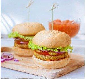 Photo of Hamburger vegetariani di zucchine, feta e noci