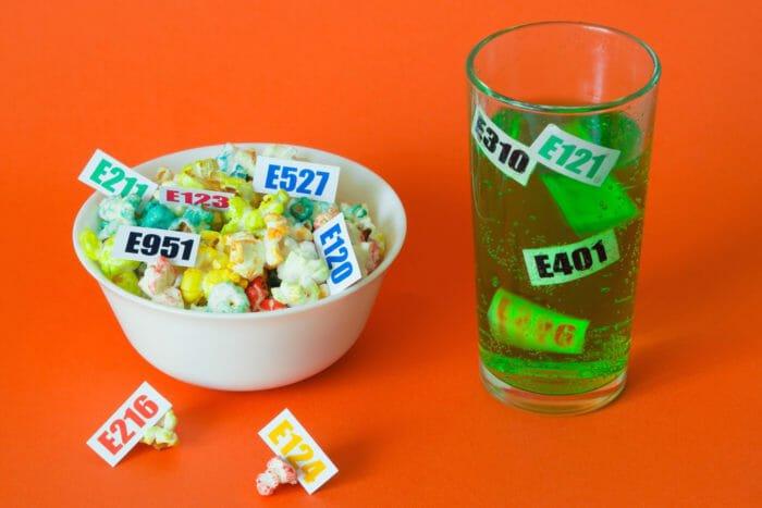 coloranti alimentari