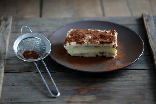 Photo of Ecco la ricetta del tiramisu senza uova e mascarpone, adatta a chi è allergico, intollerante o vegan
