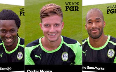 Forest Green Rovers, prima squadra veg