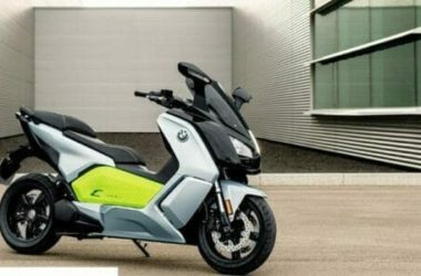 BMW Motorrad E-Scooter