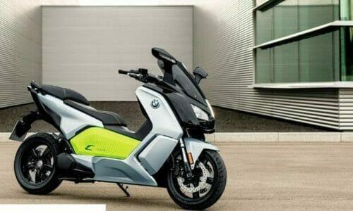 Photo of BMW Motorrad E-Scooter