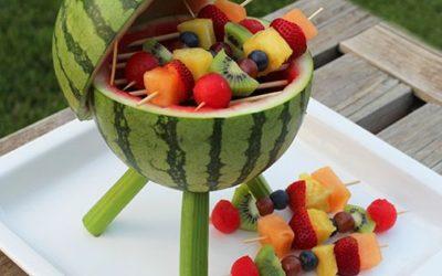 Spiedini di frutta: 6 ricette da provare