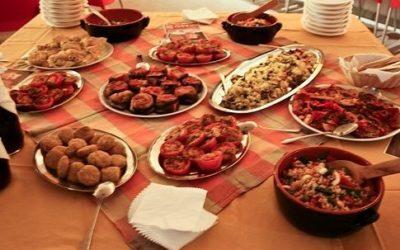 Apericena vegetariana: 3 ricette sfiziose