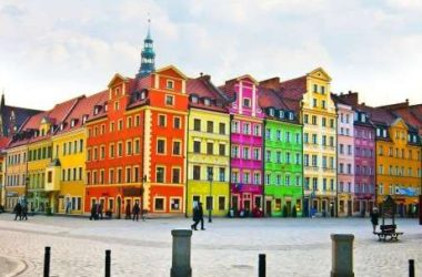 Città più colorate del mondo: ecco quali sono