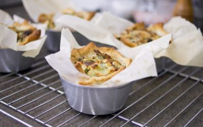 Torta salata con carciofi: due ricette da provare