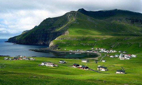 Photo of Sheep view, ovvero le isole Far Oer viste dalle pecore